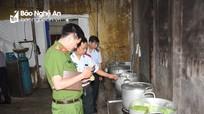 7 cơ sở vi phạm an toàn thực phẩm ở thành phố Vinh vừa bị xử phạt