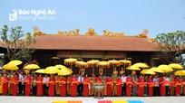 Khánh thành Đại Hùng Bảo Điện Tổ đình Cần Linh
