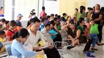 Nghệ An: Nắng nóng, hàng nghìn bệnh nhân nhập viện do viêm đường hô hấp
