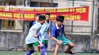 Highlight Thiếu niên Quỳnh Lưu (2 - 0) TN Quế Phong