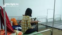 Giám sát y tế một học sinh Trường THPT Dân tộc Nội trú Nghệ An