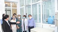 Nghệ An có thêm 1 phòng áp lực âm phòng, chống Covid-19