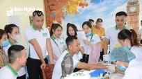 Hệ thống tài chính HD86 tham gia hiến máu tình nguyện trong dịch Covid-19