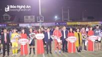 Khai mạc Giải bóng đá Nghệ Premier League S7 – 2020 Cup Summer Vinh