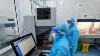 CDC Nghệ An chính thức đưa Hệ thống xét nghiệm SARS-CoV-2 mới vào hoạt động