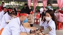 Bệnh viện Hữu nghị Đa khoa Nghệ An tổ chức ngày hội hiến máu tình nguyện