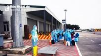 Nghệ An: 248 công dân trở về từ Hàn Quốc hoàn thành cách ly tập trung, về cách ly tại gia đình