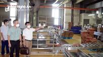 126 doanh nghiệp, cơ sở sản xuất tại khu công nghiệp tham gia tập huấn phòng, chống Covid-19
