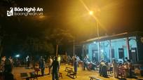 Diễn Châu: Phong tỏa thôn Vân Tập, cách ly xã Minh Châu để phòng, chống dịch