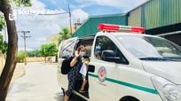 Bệnh nhân Covid-19 đầu tiên tại Bệnh viện dã chiến số 1 Nghệ An được xuất viện