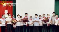 Bệnh viện Y học cổ truyền Nghệ An xuất quân chi viện Thành phố Hồ Chí Minh chống dịch Covid-19