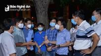 'Chống dịch như chống giặc' ở huyện Diễn Châu