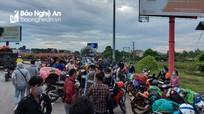 Nghệ An hỗ trợ khẩn cấp 2000 hộ dân khó khăn đang ở tâm dịch phía Nam
