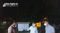 Sở Y tế kiểm tra đột xuất các khu cách ly ở huyện Quế Phong, Nghĩa Đàn và Quỳnh Lưu
