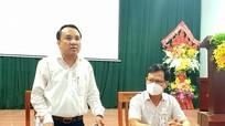 Đề nghị kỷ luật Bí thư Đảng ủy và Chủ tịch UBND xã Nhân Thành do buông lỏng phòng, chống dịch
