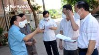 Nghệ An kích hoạt Bệnh viện dã chiến số 3 để điều trị bệnh nhân Covid-19