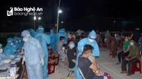 Chiều 10/9, Nghệ An ghi nhận 1 bệnh nhân nhiễm Covid-19 trong cộng đồng