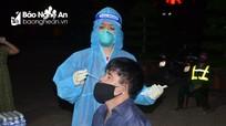 Sáng 8/9, Nghệ An ghi nhận 6 ca nhiễm Covid-19 mới, đa số là trường hợp F1 cách ly từ trước