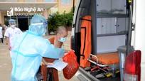 Sáng 9/9, Nghệ An có 13 ca nhiễm Covid-19 mới, phần lớn đã được cách ly từ trước