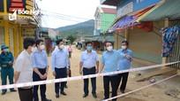 Cách ly xã hội theo Chỉ thị 16 đối với xã Tri Lễ, huyện Quế Phong