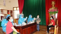 Nghệ An đang triển khai tiêm 200.000 liều vaccine Astrazeneca cho người dân toàn tỉnh
