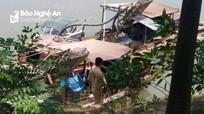 Phát hiện 7 đối tượng hút cát sạn trái phép trên sông Lam