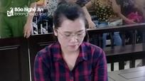 """Danh sách 16 bị cáo hầu tòa vụ """"kiều nữ"""" Nghệ An thụt két hơn 50 tỷ đồng"""