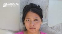 Công an Nghi Lộc vào Hà Tĩnh bắt nữ quái buôn ma túy