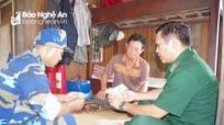 Bắt giữ tàu vận chuyển dầu diezen trái phép trên vùng biển Nghệ An