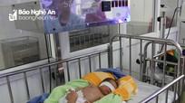 Bé sơ sinh bị bỏ trong phòng bảo vệ làng trẻ SOS trong ngày rét