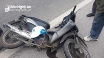 Nữ sinh trường Đại học Y khoa Vinh tử vong sau khi va chạm với xe bồn