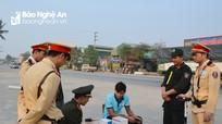 Công an Nghệ An: Giữ vững ANTT cho nhân dân vui Xuân, đón Tết
