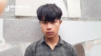 Nam sinh viên trường sư phạm nghề Nghệ An trộm tài sản liên huyện