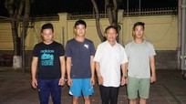 Công an Nghệ An truy bắt thành công 6 đối tượng trốn truy nã