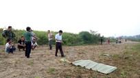 Tìm thấy thi thể 3 chị em họ mất tích khi đang tắm sông ở Nghệ An
