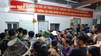Người thân đau xót yêu cầu chủ tàu Pacific 01 khẩn trương tìm kiếm 9 ngư dân Nghệ An mất tích