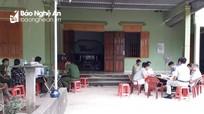 Làm rõ nguyên nhân tử vong bất thường của bé gái 9 tháng tuổi ở Nghệ An