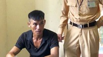 Cảnh sát giao thông vượt hơn 100km bắt đối tượng tàng trữ ma túy