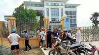 Đã tìm thấy xe máy của nhân viên bảo vệ BHXH Quỳnh Lưu bị sát hại trong đêm