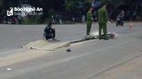 Nghệ An: Một học sinh chết thảm trên đường đi chơi ngày lễ về