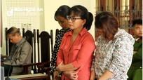 3 'nữ quái' Nghệ An lừa xin việc vào bệnh viện chiếm đoạt gần 3 tỷ đồng