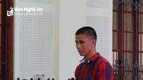 Gã đàn ông dí điện giết người trên sông Lam được giảm án