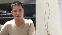 Truy bắt nóng tên cướp dùng biển số giả giật dây chuyền vàng ở TP Vinh