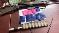 Ròng rã đêm ngày lần dấu bắt trùm ma túy dùng vũ khí 'nóng' tấn công cảnh sát