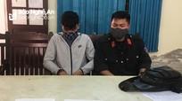Bắt giữ nam thanh niên chuyên vận chuyển ma túy từ Nghệ An vào Huế tiêu thụ