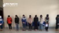 Triệu tập nhóm nữ sinh ở Nghệ An đánh bạn, quay clip đăng lên mạng xã hội