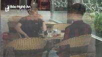 Phạt 10 triệu đồng 2 chủ quán bán ăn sáng và cà phê khi chưa hết lệnh cách ly
