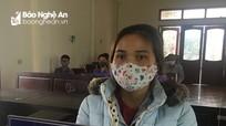 Cô gái lừa bán khẩu trang y tế qua mạng lĩnh án tù