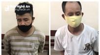 Chặn đường đi từ Nghệ An ra phía Bắc của 4 bánh heroin và 6.000 viên ma túy tổng hợp