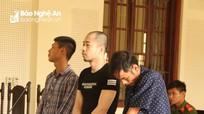 Tòa Nghệ An tuyên xử 3 bị cáo vụ gần nửa tấn ma túy vứt ở cánh đồng muối